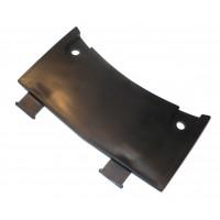 Headlamp - access panel