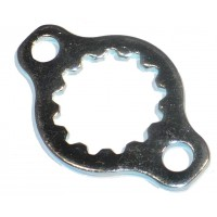 Front Sprocket Retaining Plate