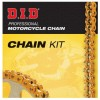DID Chain & Sprocket Kit  - ENDLESS GOLD Chain