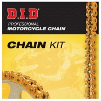DID Chain & Sprocket Kit  - ENDLESS Chain