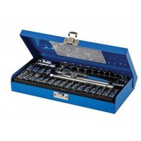 "1/4"" Drive 38 piece socket set"