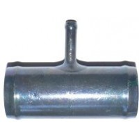 Metal pipe carb anti icing system