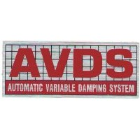 AVDS Decal