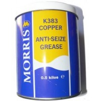 Morris Copper  Grease