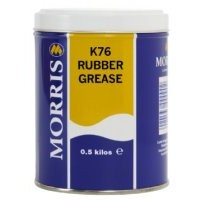 Morris Red Rubber Grease