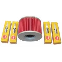 Plug & Filter Pack